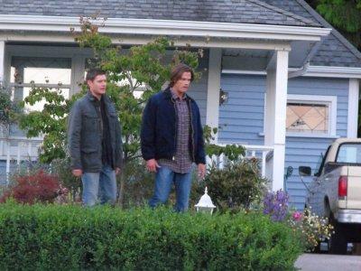 Sam & Dean !!