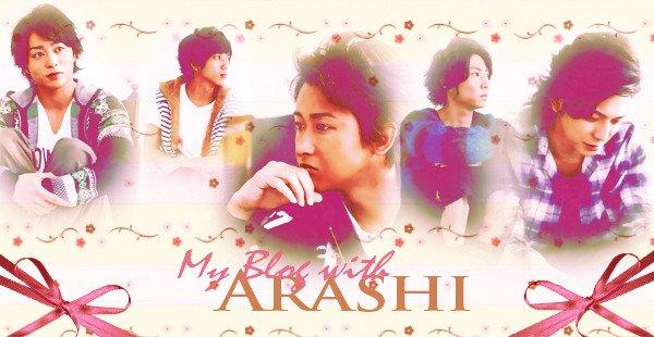 Arashi, c'est mon monde alors... BIENVENUE CHEZ MOI ! ♥ Si vous les aimez autant que moi n'hésitez à me faire part de vos impressions, j'attends vos commentaires et bien sur lisez ma fic' si vous le pouvez ! ;)