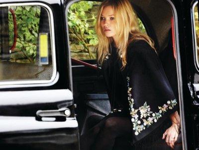 La dernière collection de Kate Moss pour Topshop