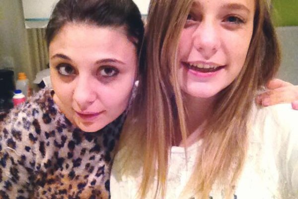 Ma grande soeur :)