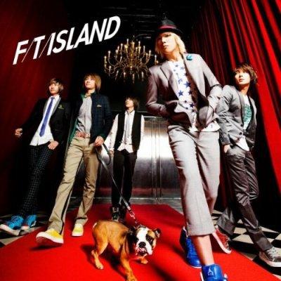 F.T Island - Flower Rock