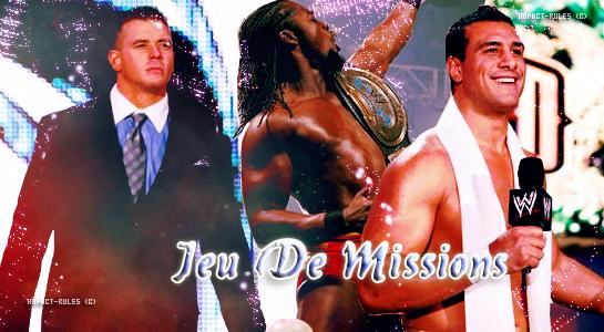 ARTICLE #7 - JEU DE MISSIONS