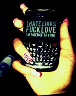 Hate Liars