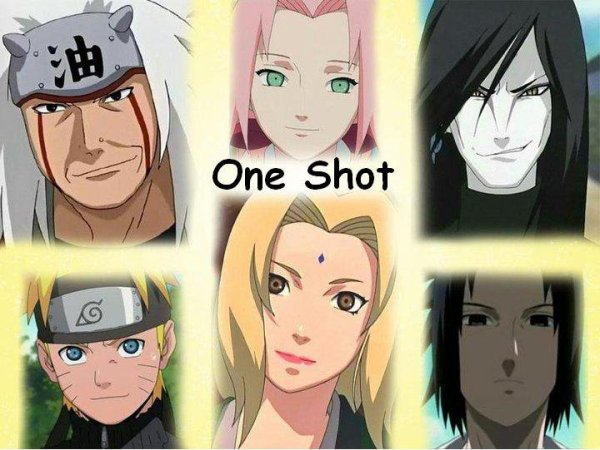 ~ ~     One Shot     ~ ~