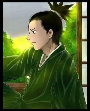~ ~     奈良シカマル (Shikamaru Nara)     ~ ~
