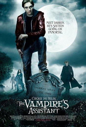 L' Assistant du Vampire -