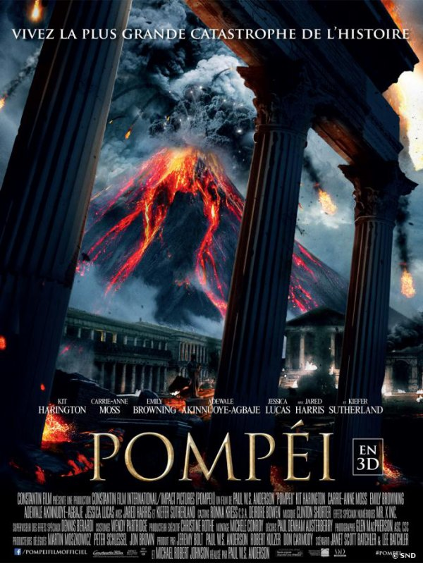 Pompéi  2014