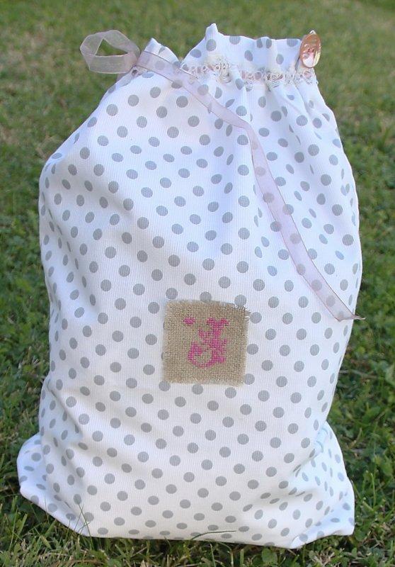 sac à lingerie pour une pré-ado