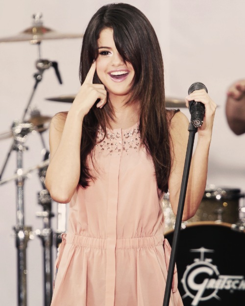 Photo coup de coeur : Selena Gomez!
