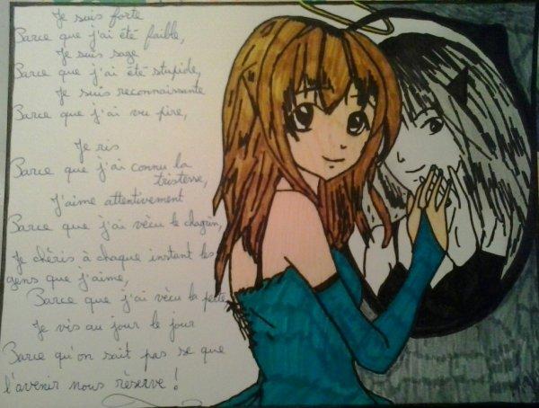 mi ange / mi démon