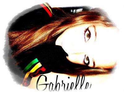 La page d'acceuill' de Gaby.♥ ♫ ☆☮✝✖》《