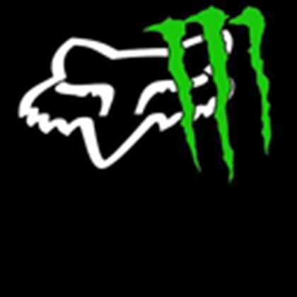 fox racing and monster energy