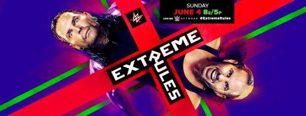 Ne manquez pas la WWE Raw exclusive exclusive exclusive règles vivre dimanche, juin 4 à 8 e / 5 p uniquement sur WWE Network !