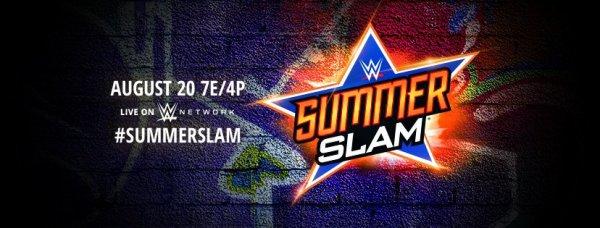 Ne manquez pas WWE SummerSlam en direct dimanche 20 août à 7 h / 5 p sur le prix WWE Network !