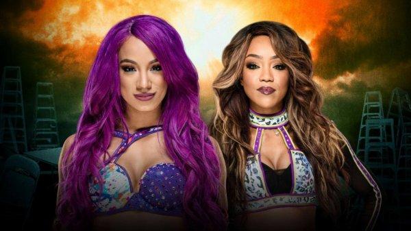 Match annoncé pour le Kickoff de TLC  Sasha Banks vs Alicia Fox est annoncé pour le Kickoff de TLC.