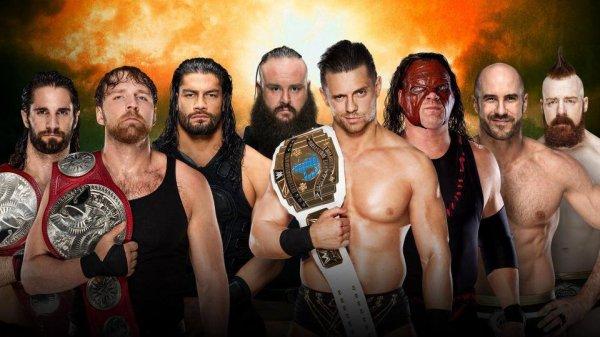Le Main Event de TLC modifié  Suite à la victoire de Braun Strowman à Raw hier soir, l'équipe de The Miz a pu ajouter un cinquième membre à son équipe.  Le cinquième membre de la team de The Miz pour le TLC Match sera Kane.
