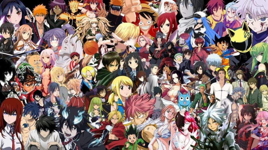 j'aime les manga et toi