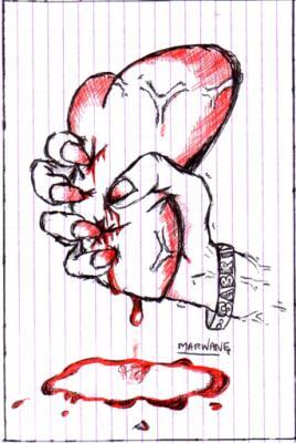 Coeur Brise Pour Tous Ceux Qui Aiment Les Dessins
