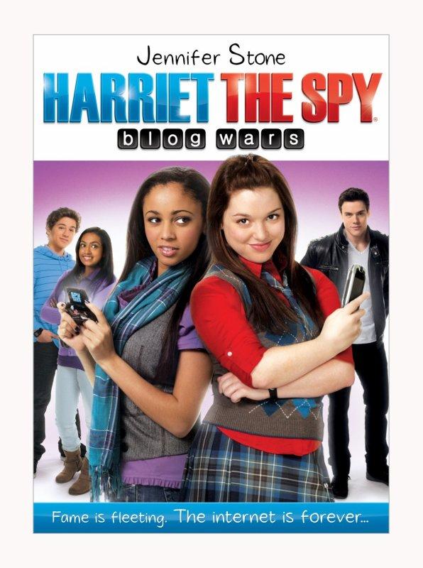 * Harriet l'espionne : La guerre des blogs, mercredi 16 février dans Disney Break à 13 h 30 *