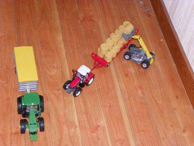 miniatures agricoles