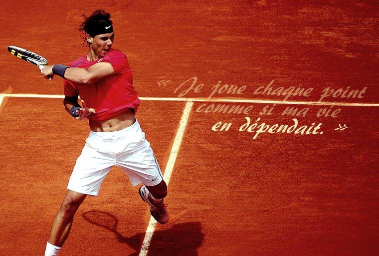 Force Rafael Nadal