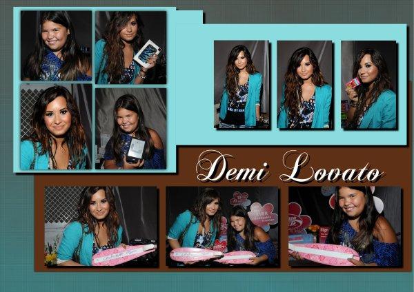 Demi Lovato et Sa demi-soeur Madisson