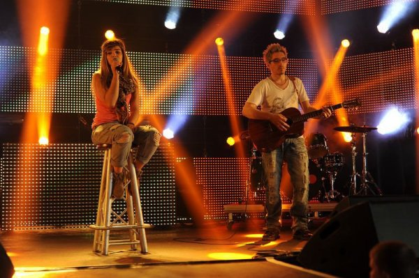 NRJ Musique Tour - Making Of