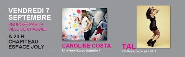 INFO EXCLUSIVE SUR CAROLINE-UNE-STAR !