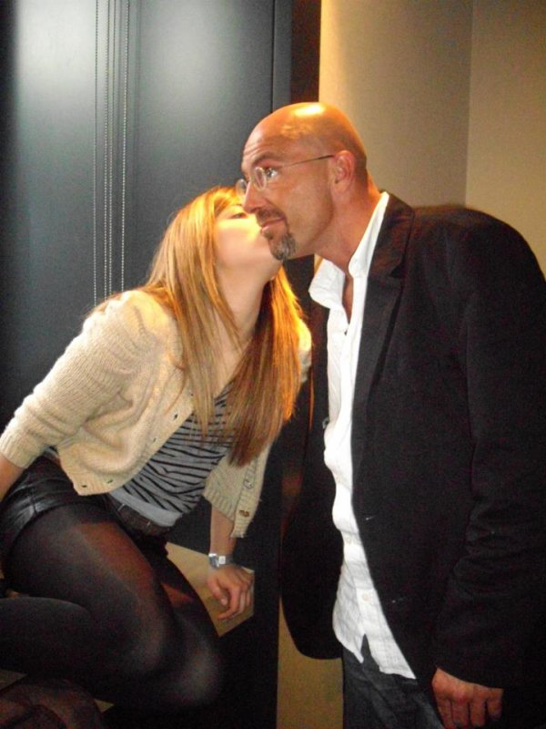 Didier et Caroline