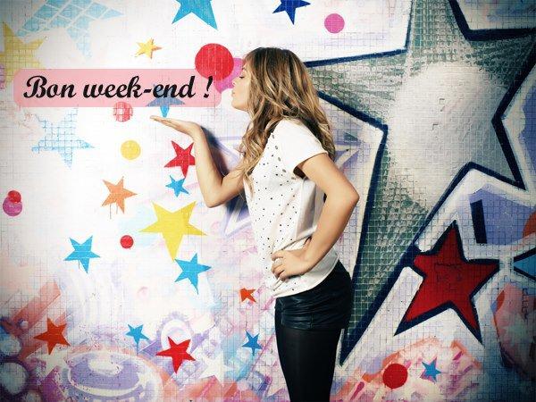 Le week-end de Caroline Costa