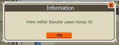 Tutoriel Métier Bijoutier