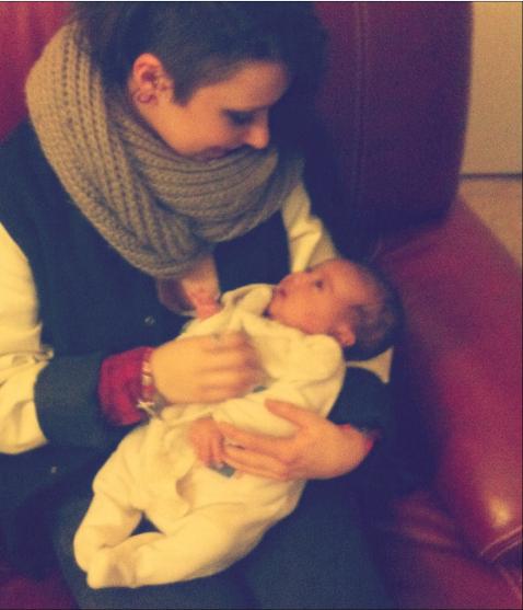 Un amour de maman.