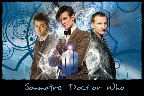 Sommaire Doctor Who