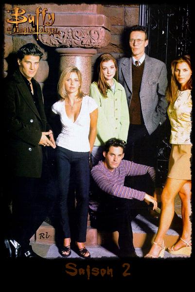 Saison 2 de Buffy contre les vampires
