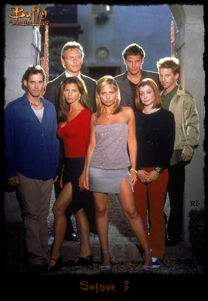 Saison 3 de Buffy contre les vampires