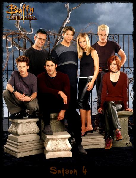 Saison 4 de Buffy contre les vampires