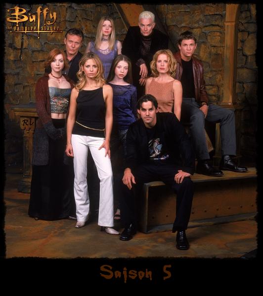 Saison 5 de Buffy contre les vampires