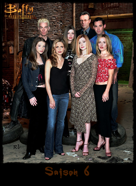 Saison 6 de Buffy contre les vampires