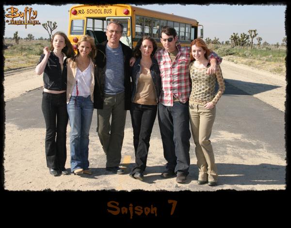 Saison 7 de Buffy contre les vampires