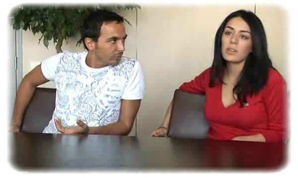 Interview de Kamel et Sofia  sur le site OZAP