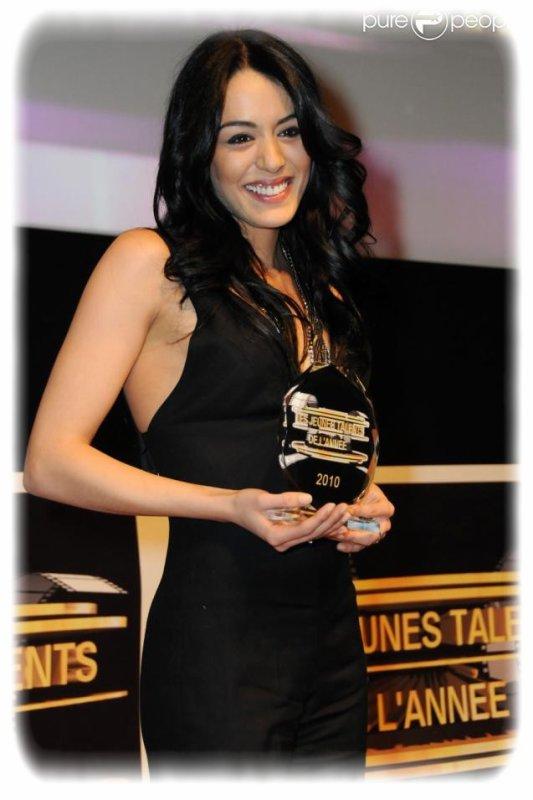Sofia Essaïdi...récompensée!