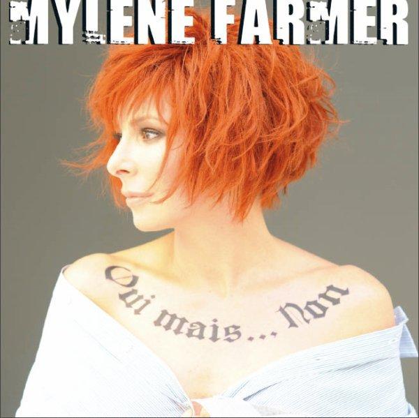 """MYLENE FARMER -NOUVEAU TITRE""""OUI MAIS NON"""""""