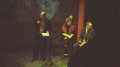SOIREE FRAGMENTS AU THEATRE MADELEINE -LUNDI 4 OCTOBRE