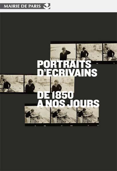 EXPOSITION PORTRAITS D'ECRIVAINS A LA MAISON DE VICTOR HUGO