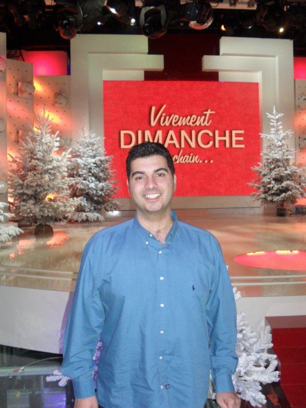 TOURNAGES DE VIVEMENT DIMANCHE