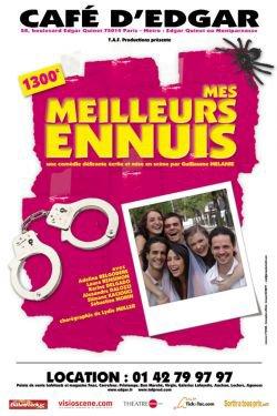 THEATRE -MES MEILLEURS ENNUIS