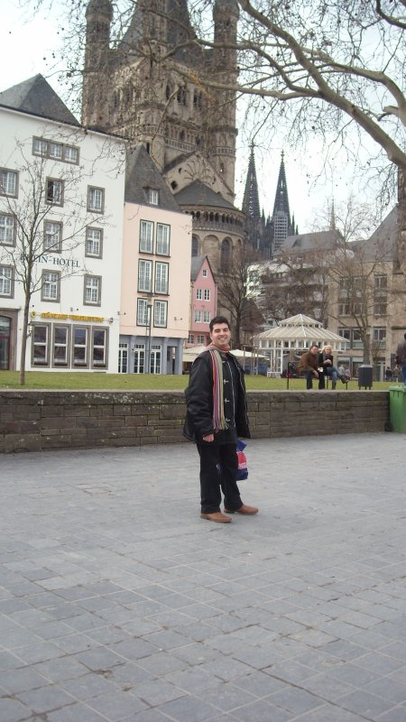 TOUJOURS COLOGNE