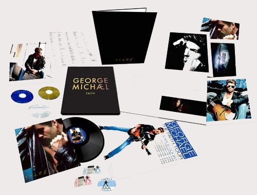 COLLECTION GEORGE MICHAEL -COLLECTOR FAITH
