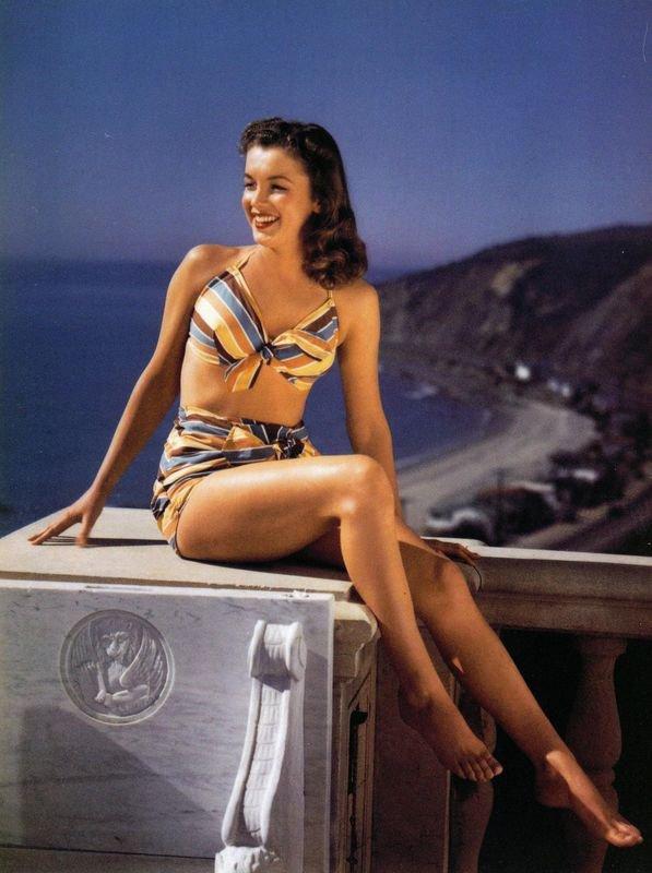 MARILYN EN 1946