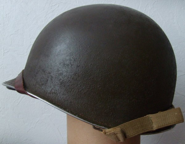 M1 Helmet fabrication Mc Cord